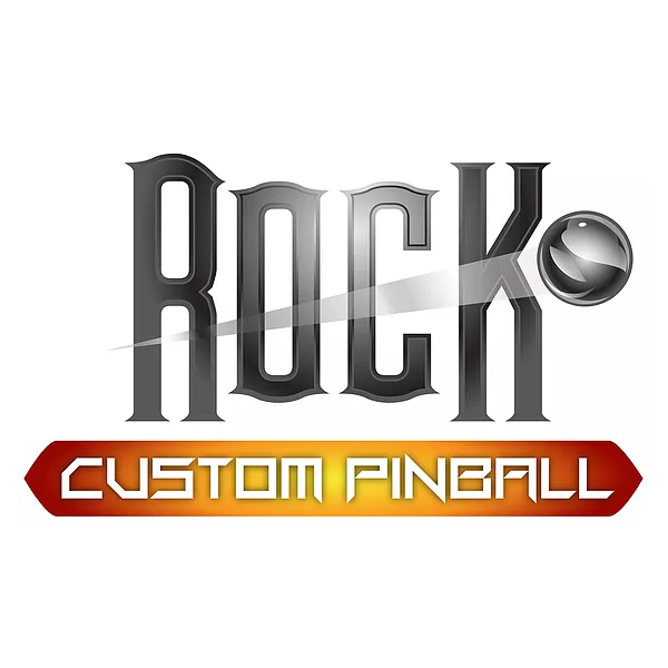 Rock Custom Pinball
